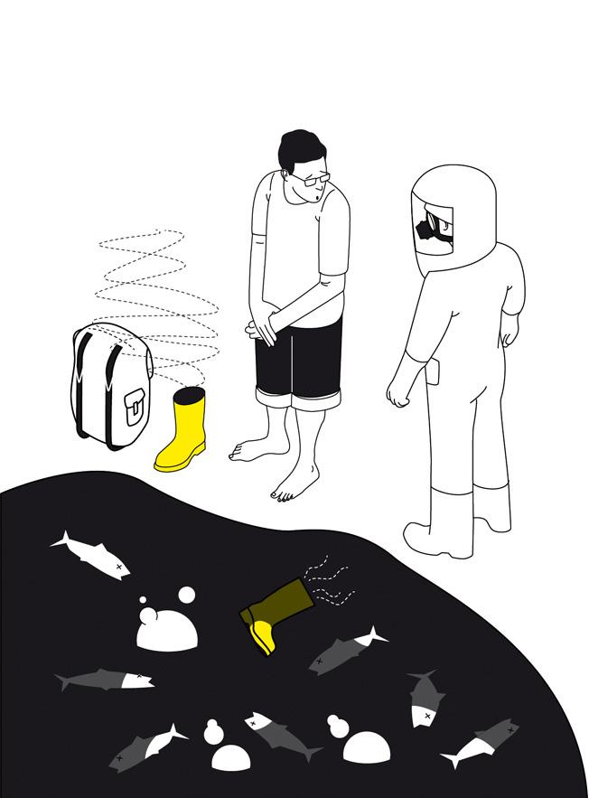 Illustration für einen Text zum Thema: Anfängerfehler beim Wandern